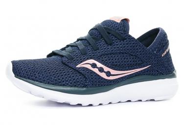 Image of Chaussures de running bleu femme saucony 37 1 2