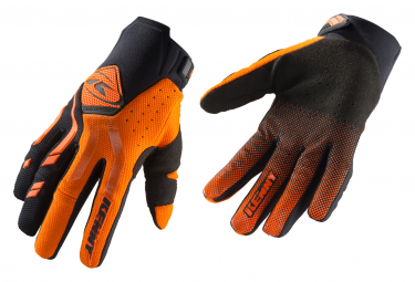 Kenny Performance Long Gloves Orange Black