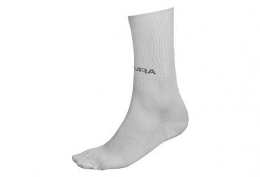 Endura Pro SL II White Socks