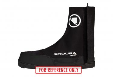 Endura MT500 PLus II Shoe Cover Black