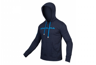 Hoodie Endura One Clan Dark Blue