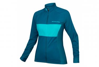 Endura FS260-Pro Jetstream Women's Long Sleeve Jersey Blue