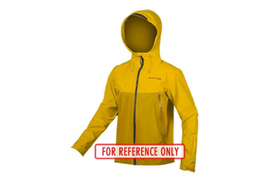 Waterproof Jacket Endura MT500 Mustard
