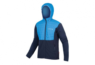 Endura MTR Blue Primaloft Jacket