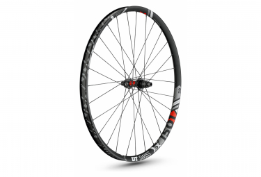 Rueda trasera DT Swiss EX 1501 Spline One 29 '' 30mm | Boost 12x148mm | negro