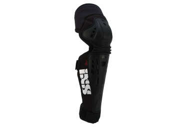 Knee Res with Prot Ge-Tibias IXS Assault Black