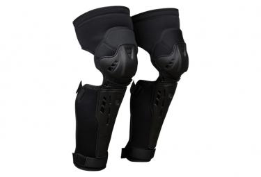 Knee Res with Prot Ge-Tibias IXS Assault Black