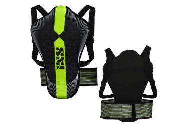 Dorsale IXS RS10 Noir / Vert