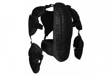 Gilet de protection ixs assault noir m l