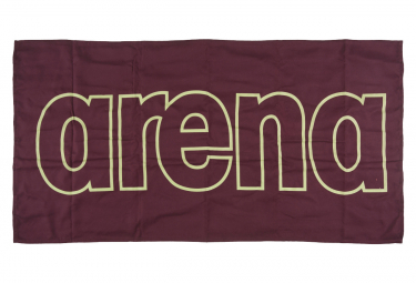 ARENA GYM SMART TOWEL Red Wine