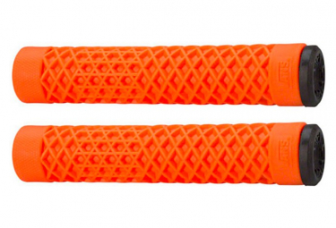 Poignées BMX Cult Vans Flangeless Orange