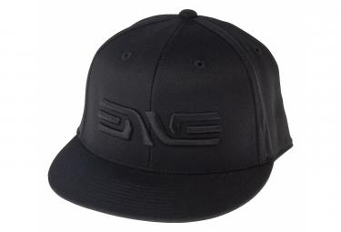 Premium Enve Cap Fitted Logo Black