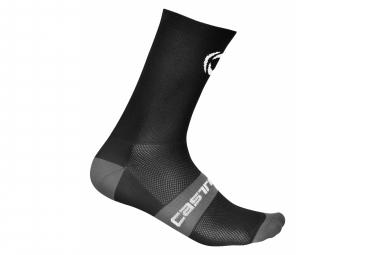 Castelli Free 12 Team Ineos 2019 Socks Black