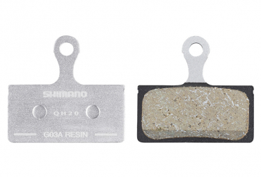 Pair of pads Shimano R sine G03A
