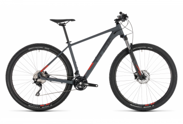 Hardtail MTB Cube Attention Shimano Deore XT 10S 27.5'' 2019