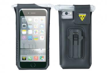 TOPEAK Protection Etanche SmartPhone DryBag Apple iPhone 7 6S 6 noir