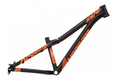 Image of Cadre vtt ns bikes frames clash junior 24 black junior 130 160 cm