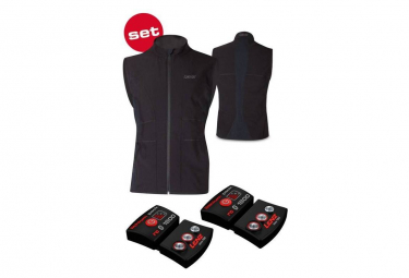 Image of Gilet lenz products equipement chauffant xxl