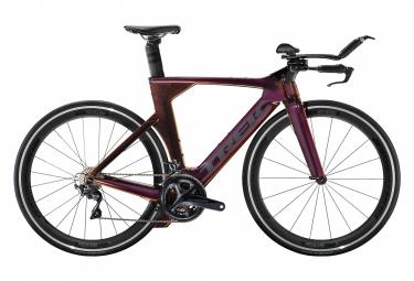 Trek Speed Concept Triatlón bici Shimano Ultegra 11S 2019 brillo Sunburst mate Trek negro