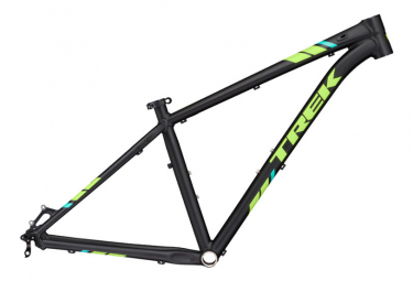 Trek X-Calibre 27.5 '' Rahmenset 2019 Matte Trek Black Volt Green
