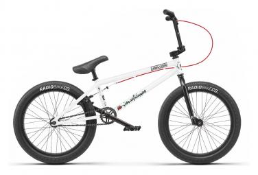 BMX Freestyle Radio Unicorn 20.5 '' White 2020