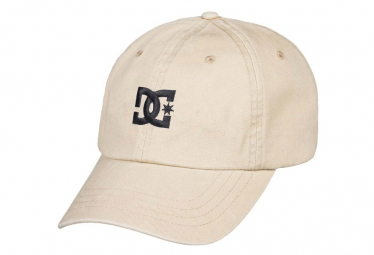 DC Shoes Uncle Fred Gray Cap