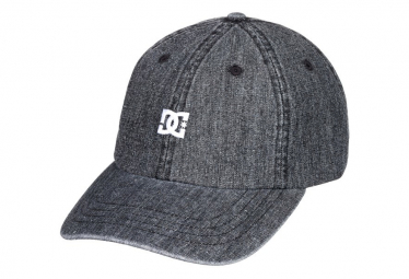 Gorra DC Shoes Uncle Fred Grey