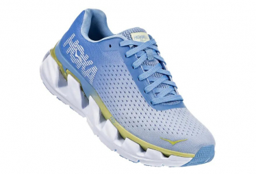 Hoka One One Elevon Blue White Women