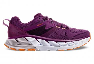 Zapatillas Hoka One One Gaviota 2 para Mujer Púrpura / Blanco