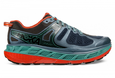 Hoka One One Stinson ATR 5 Grey Blue Red Men