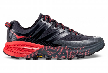Hoka One One Speedgoat 3 Black Red Women