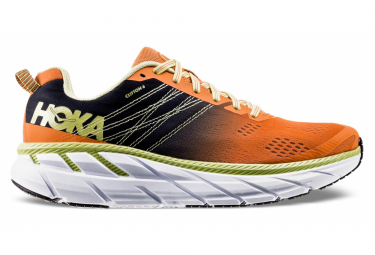 Hoka One One Clifton 6 Orange Black Men