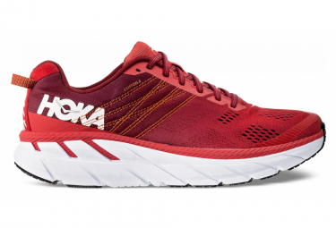Hoka One One Clifton 6 Red Men
