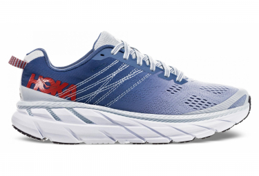 Hoka One One Clifton 6 Blue White Women