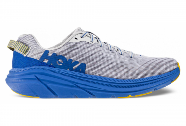 Hoka One One Rincon Grey Blue Men