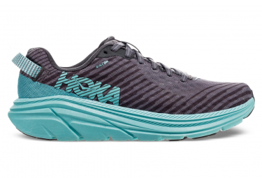 Hoka One One Rincon Grey Blue Women