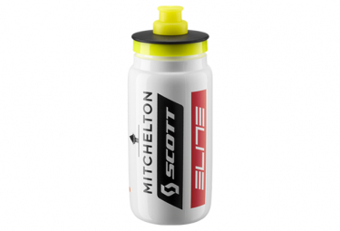 Elite Fly Teams Mitchelton - Scott 2019 550 ml Flasche Weiß