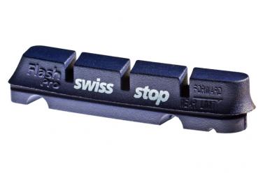 x4 Cartouches de Patins de Frein SwissStop FlashPro BXP Pour Jantes Aluminium Pour Freins Shimano / Sram / Campagnolo