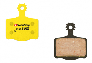 SwissStop Disc 30 RS Organic Brake Pads for Magura / Campagnolo