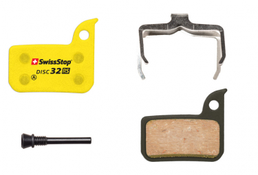 SwissStop Disc 32 RS Organic Brake Pads for Sram