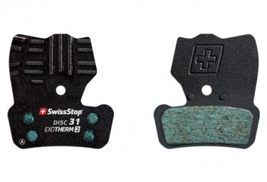 SwissStop Disc 31 EXOTherm2 Pastillas de freno semi-metálicas para Avid / Sram