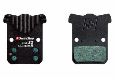 SwissStop Disc 32 EXOTherm2 Organic Brake Pads For Sram