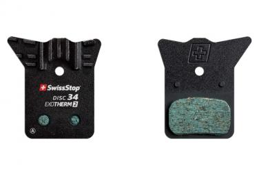 SwissStop Disc 34 EXOTherm2 Semi-Metalic Brake Pads For Shimano