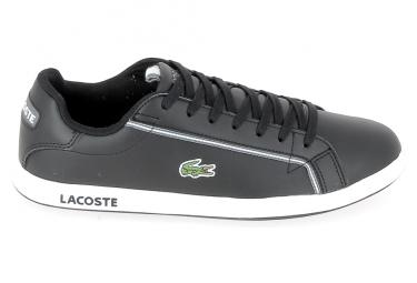 Basket mode, SneakerBasket mode - Sneakers LACOSTE Graduate 119 Noir Gris