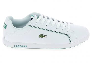 Basket mode, SneakerBasket mode - Sneakers LACOSTE Graduate 119 Blanc Vert