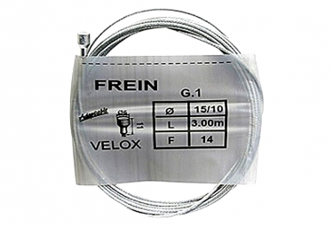 Image of Cable de frein route city 3 m