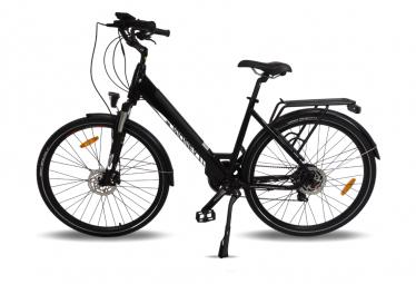 Vélo ville électrique URBANBIKER SIDNEY 26'' Noir - Battery 504Wh Moteur 250W / 160 - 175 cm