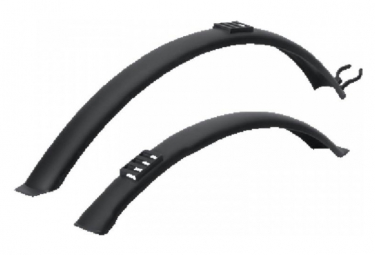 GPA CYCLE Garde boue VTT av/ar 24 et 26  , Diametre de 27 à 35 mm