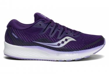 saucony ride purpura