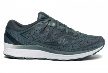 Saucony GUIDE ISO 2 Steel Quake Homme